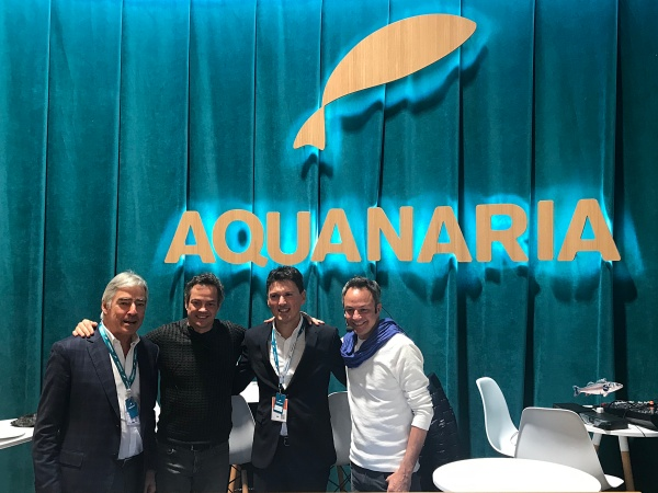 Aquanaria en Madrid Fusion